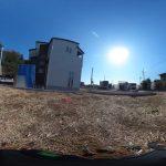 【360パノラマ画像】 上尾市小泉 全4棟 A号棟 【不動産 / 新築一戸建て】