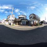 【360パノラマ画像】 上尾市西門前 全4棟 3号棟 【不動産 / 新築一戸建て】