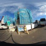 【360パノラマ画像】 第11上尾市小泉 全4棟 C号棟 【不動産 / 新築一戸建て】
