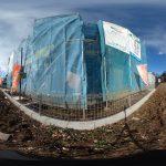 【360パノラマ画像】 第11上尾市小泉 全4棟 D号棟 【不動産 / 新築一戸建て】