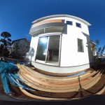 【360パノラマ画像】 上尾市壱丁目2期 全3棟 1号棟 【不動産 / 新築一戸建て】