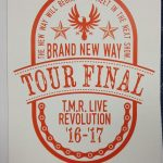 【音楽図鑑】T.M.R. LIVE REVOLUTION'16-'17 -Route 20-