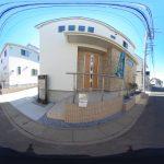 【360パノラマ画像】 上尾市小敷谷 全2棟 1号棟 【不動産 / 新築一戸建て】