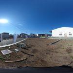 【360パノラマ画像】 上尾原市 第2期 全11区画 【不動産 / 土地】