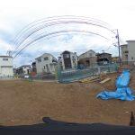360パノラマ画像】上尾市浅間台1丁目 全3区画 I区画 【不動産 / 土地】