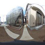 【360パノラマ画像】上尾市浅間台3丁目 全8棟 B号棟 【不動産 / 新築一戸建て】
