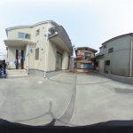 【360パノラマ画像】 上尾市原市 全1棟 1号棟 【不動産 / 新築一戸建て】