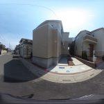 【360パノラマ画像】 上尾市浅間台4丁目 全5棟 A号棟 【不動産 / 新築一戸建て】
