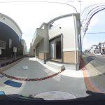 【360パノラマ画像】 上尾市浅間台1丁目 全12棟 L 号棟 【不動産 / 新築一戸建て】