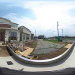【360パノラマ画像】 上尾市浅間台4丁目 全5棟 B号棟 【不動産 / 新築一戸建て】