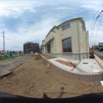 【360パノラマ画像】 上尾市浅間台4丁目 全5棟 C号棟 【不動産 / 新築一戸建て】
