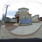 【360パノラマ画像】 上尾市浅間台3丁目 全8棟 A号棟 【不動産 / 新築一戸建て】
