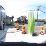 【360パノラマ画像】 上尾市弁財1丁目 全2棟 1号棟 【不動産 / 新築一戸建て】