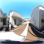 【360パノラマ画像】 上尾市上尾下 全10棟 E号棟 【不動産 / 新築一戸建て】