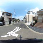 【360パノラマ画像】 上尾市浅間台4丁目 全5棟 D号棟 【不動産 / 新築一戸建て】