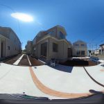 【360パノラマ画像】 上尾市上尾下 全10棟 F号棟 【不動産 / 新築一戸建て】