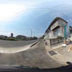 【360パノラマ画像】 上尾市上 全3棟 1号棟 【不動産 / 新築一戸建て】