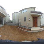 【360パノラマ画像】 上尾市中新井 全4棟 C号棟 【不動産 / 新築一戸建て】
