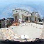 【360パノラマ画像】 上尾市西門前 全4棟 2号棟 【不動産 / 新築一戸建て】
