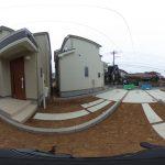 【360パノラマ画像】 上尾市中新井 全4棟 D号棟 【不動産 / 新築一戸建て】