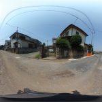 【360パノラマ画像】 上尾市壱丁目 約50坪 【不動産 / 土地】