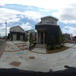 【360パノラマ画像】 上尾市瓦葺 全3棟 3号棟 【不動産 / 新築一戸建て】