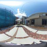 【360パノラマ画像】 上尾市浅間台3丁目 全2棟 1号棟 【不動産 / 新築一戸建て】