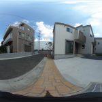 【360パノラマ画像】 上尾市本町6丁目 全4棟 2号棟 【不動産 / 新築一戸建て】