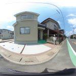 【360パノラマ画像】 上尾市浅間台3丁目 全2棟 A号棟 【不動産 / 新築一戸建て】