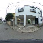 【360パノラマ画像】 上尾市平塚 H11年築 【不動産 / 中古一戸建て】