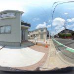 【360パノラマ画像】 上尾市浅間台3丁目 全2棟 B号棟 【不動産 / 新築一戸建て】