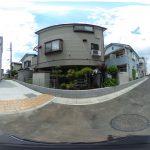 【360パノラマ画像】 上尾市本町6丁目 全4棟 3号棟 【不動産 / 新築一戸建て】