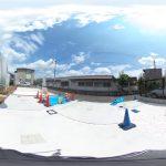 【360パノラマ画像】 上尾市愛宕2丁目 全2棟 1号棟 【不動産 / 新築一戸建て】