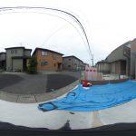 【360パノラマ画像】上尾市向山2丁目 全2棟 2号棟 【不動産 / 新築一戸建て】
