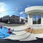 【360パノラマ画像】 上尾市大谷本郷 全1棟 【不動産 / 新築一戸建て】