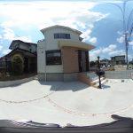 【360パノラマ画像】上尾市井戸木 全5棟 C号棟 【不動産 / 新築一戸建て】