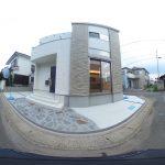【360パノラマ画像】 上尾市上町2丁目 全1棟 【不動産 / 新築一戸建て】
