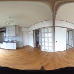 【360パノラマ画像】 根貝戸団地 5号棟 3階 【不動産 / マンション】