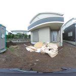 【360パノラマ画像】 上尾市上 全5棟 A号棟 【不動産 / 新築一戸建て】