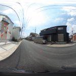 【360パノラマ画像】上尾市壱丁目 全3棟 1号棟 【不動産 / 新築一戸建て】