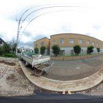 【360パノラマ画像】 上尾市浅間台2丁目 全2棟 2号棟 【不動産 / 新築一戸建て】