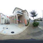 【360パノラマ画像】 上尾市中妻3丁目 全3棟 2号棟 【不動産 / 新築一戸建て】
