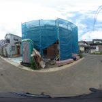 【360パノラマ画像】 上尾市上町2丁目 全4棟 D号棟 【不動産 / 新築一戸建て】