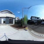 【360パノラマ画像】 上尾市上 全5棟 C号棟 【不動産 / 新築一戸建て】