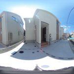 【360パノラマ画像】 上尾市平塚 全12棟 5号棟 【不動産 / 新築一戸建て】