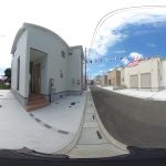 【360パノラマ画像】 上尾市平塚 全12棟 7号棟 【不動産 / 新築一戸建て】