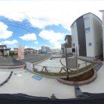 【360パノラマ画像】 上尾市春日1丁目 全4棟 1号棟 【不動産 / 新築一戸建て】