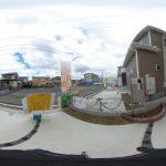 【360パノラマ画像】 上尾市春日1丁目 全4棟 2号棟 【不動産 / 新築一戸建て】