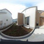 【360パノラマ画像】 上尾市向山2丁目 全2棟 2号棟 【不動産 / 新築一戸建て】