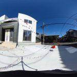 【360パノラマ画像】 上尾市上 全1棟 【不動産 / 新築一戸建て】